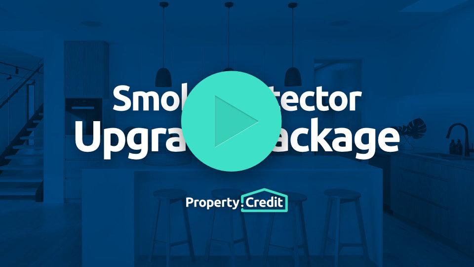 Smoke Detector Upgrade Video Thumbnail Image